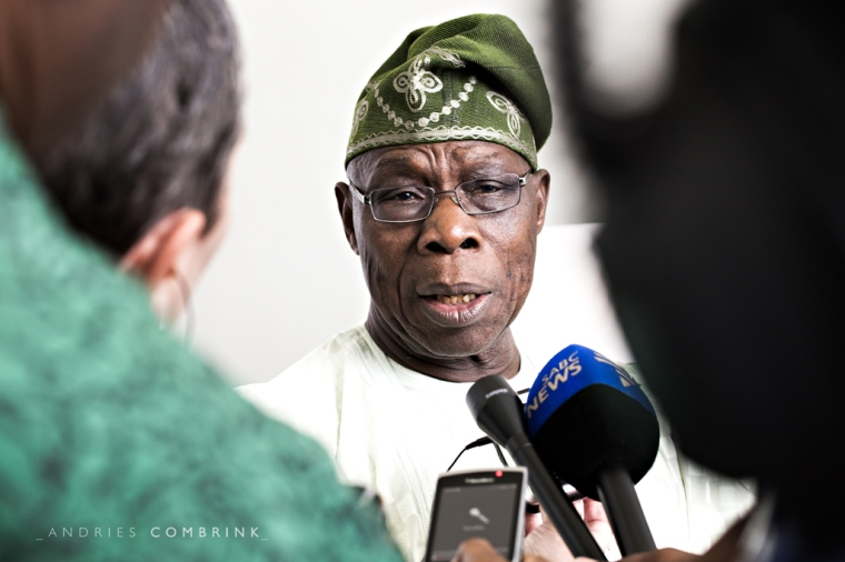 Chief Olusegun Obasanjo 2