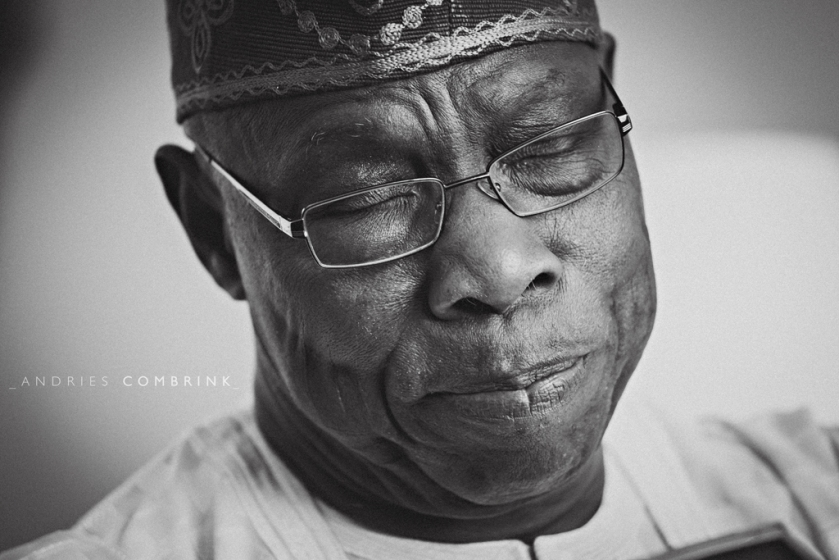Chief Olusegun Obasanjo 3