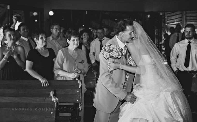 Dad + Bride