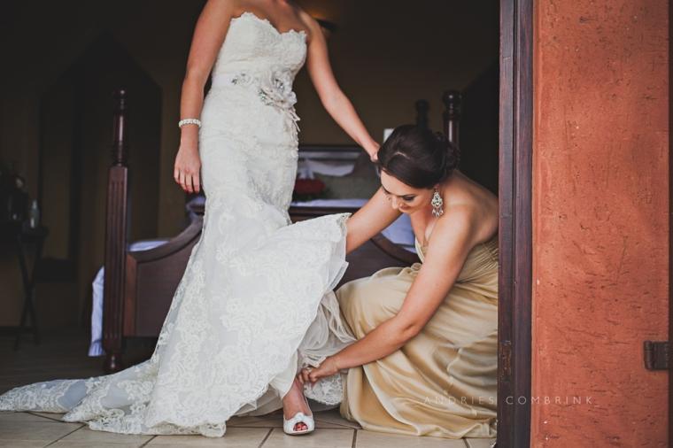 Bride + Shoes