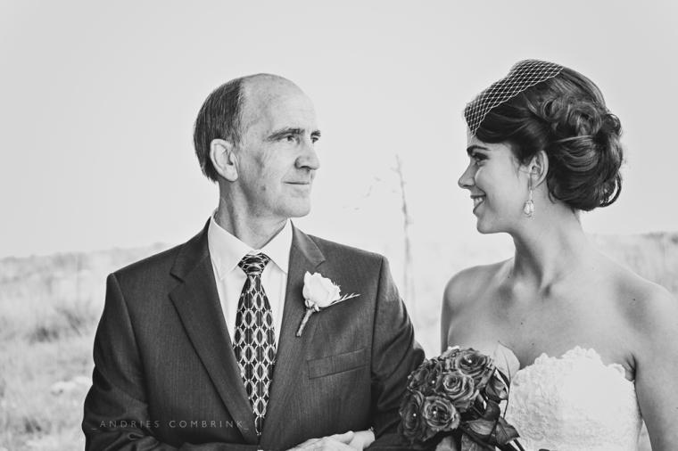Dad+Bride+Look