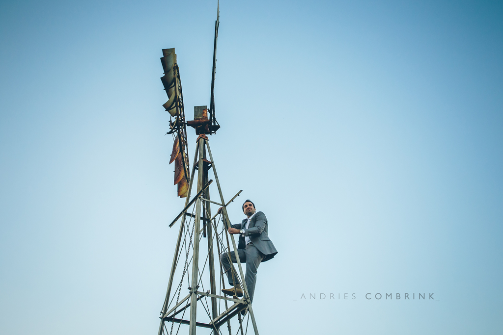 Windmill Groom