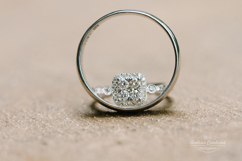 die akker wedding rings
