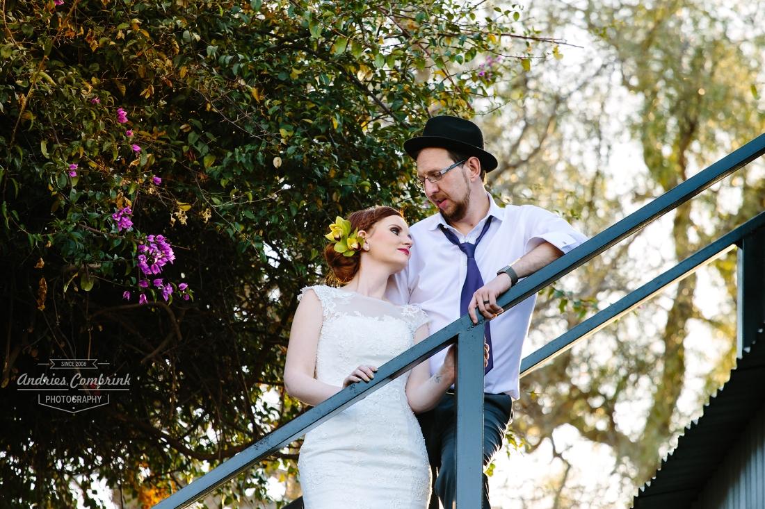 elopement bride+groom portrait