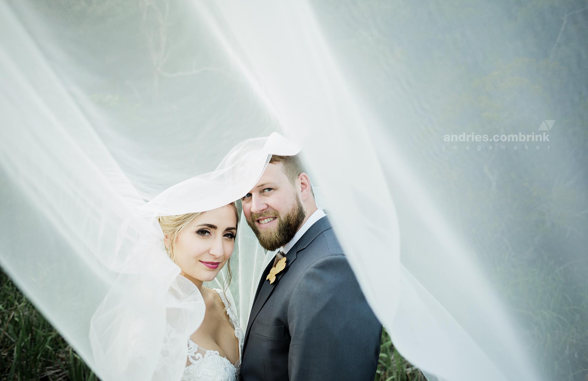 Drakensbergkloof veil